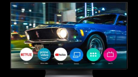 Panasonic promete imagem de cinema