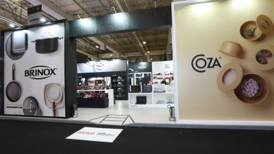 Brinox e Coza marcam presença na 14ª Eletrolar Show