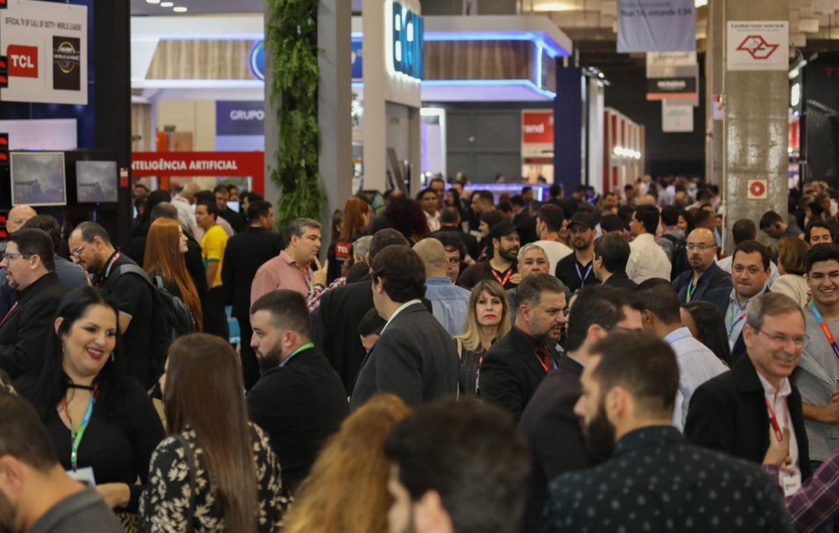 190 redes varejistas confirmam presença na 14ªEletrolarShow