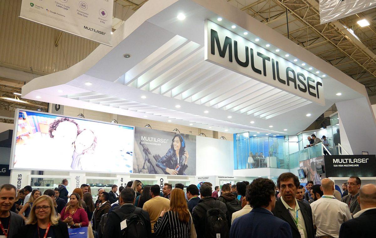 Multilaser G Pro é um dos destaques da Eletrolar Show