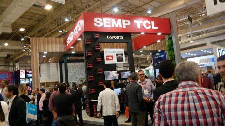 Semp TCL aposta em smartphones na Eletrolar Show 2019