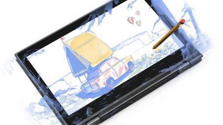 Lenovo lança o notebook 300e