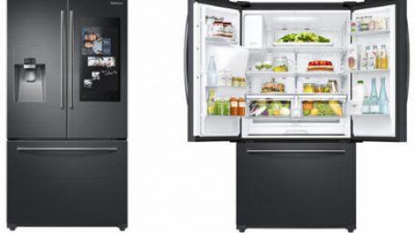 Samsung apresenta o refrigerador que permite conferir seu interior direto do smartphone